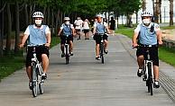 Kocaeli'de Bisikletli polisler göreve başladı!
