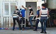 Kocaeli'de akaryakıt hırsızları yakalandı!