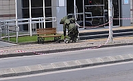 Kocaeli'de bir belediyenin önünde bomba paniği!