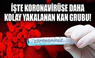 Koronavirüse hangi  kan grubu daha kolay yakalanıyor !