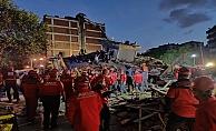 İzmir'deki depremde ölü sayısı 35'e yükseldi