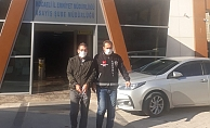 Adam kaldırma suçundan aranan şahıs Gebze'de yakalandı!