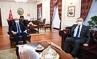 Hukukçular Derneği Adalet Bakanı Gül'e gitti