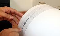 Marmara denizinde iki deprem meydana geldi!