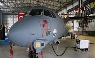 P-72 Deniz Karakol Uçağı törenle hizmete başladı