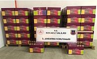 Gebze'de 150 bin liralık taklit deodorant yakalandı!