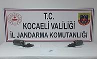 Jandarma'dan uyuşturucu operasyonu!