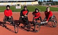 Bağcılarlı engellilerin hepsi madalya kazandı