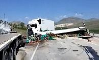 Kütahya'da feci kaza:2 ölü!