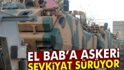 El Bab'a askeri sevkiyat