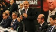 Fikri IŞIK'ın Katılımıyla STK istişare Buluşması Yapıldı