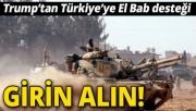 ABD'den Türkiye'ye El Bab desteği