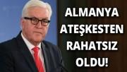 Almanya'dan Astana açıklaması, 'Siyasi karar alınamaz'
