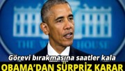 Obama, Wikileaks'e bilgi sızdıran casusu affetti