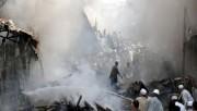 Pakistan patlamayla sarsıldı