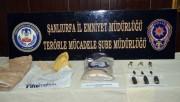 Şanlıurfa'da DEAŞ'ın canlı bomba kuryesi yakalandı