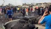 Bağdat'ta bomba yüklü araçla saldırı: 8 ölü, 32 yaralı