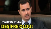 Esad rejiminin planı ortaya çıktı
