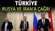 De Mistura'dan Türkiye, Rusya ve İran'a çağrı