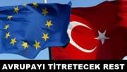Ömer Çelik'ten Türkiye'den Avrupa'yı titretecek rest: Onlar bilir!