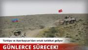 Türkiye ve Azerbaycan harekete geçiyor