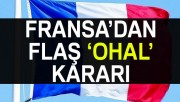 Fransa'da OHAL'in uzatılması planlanıyor