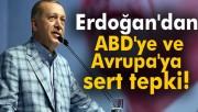 Erdoğan'dan sert tepki: Hesabını soracağız