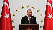 Erdoğan:Birilerine imtiyaz sağlamak, menfaat devşirmek, birilerine makam, mevki sahibi kılmak değildir.