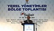"""Mehmet Özhaseki""""Eser ve hizmet siyaseti yürütüyoruz"""""""