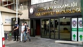 Gebze polisinden oto hırsızlık çetesi üyelerine operasyon